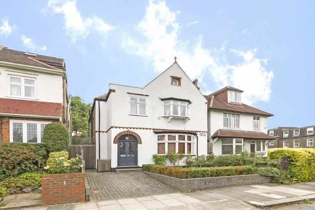 Thumbnail Detached house to rent in Brookfield Park, London