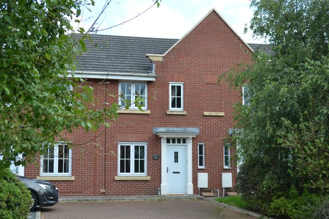 Thumbnail Town house for sale in Ash Wood Court, Chorley