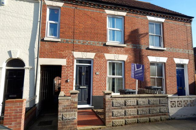 Thumbnail Terraced house to rent in Onley Street, Norwich