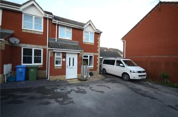 Thumbnail Semi-detached house for sale in Whitby Close, Farnborough, Hampshire