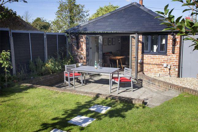 Thumbnail Detached bungalow for sale in Stanton St. Bernard, Marlborough, Wiltshire