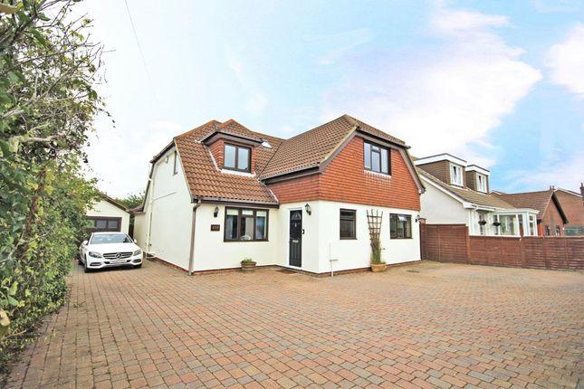 Thumbnail Detached house for sale in Swanwick Lane, Lower Swanwick, Southampton