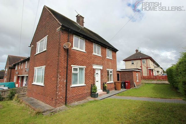 Thumbnail End terrace house for sale in St Quintin Avenue, Barrow-In-Furness, Cumbria