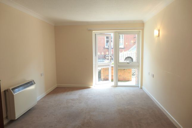 Thumbnail Flat to rent in Homerise House, Hyde Street, Winchester, Hampshire