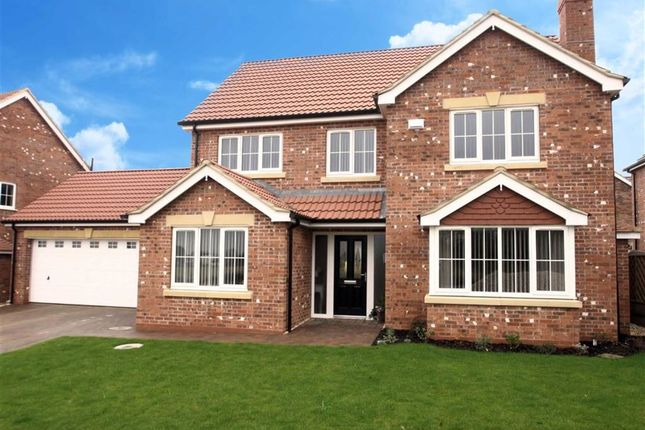 Thumbnail Property for sale in Howe Lane, Goxhill, Barrow-Upon-Humber