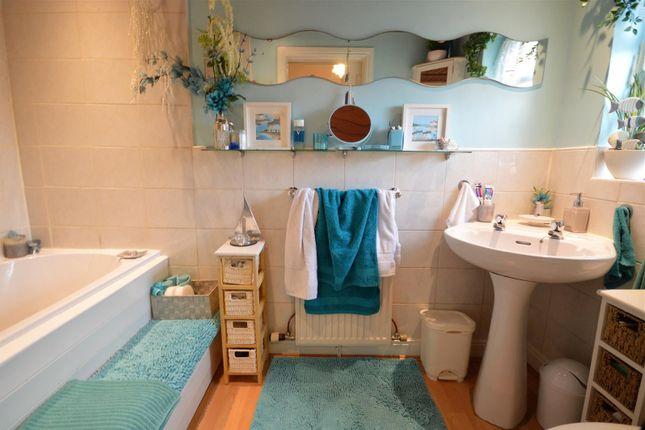 Bathroom of Rock Road, Latchford, Warrington WA4