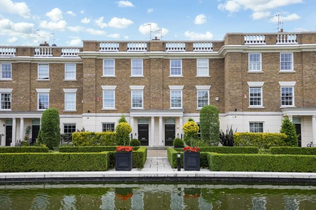 Thumbnail Terraced house for sale in Corsellis Square, Twickenham