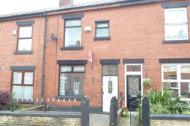 Thumbnail Terraced house to rent in Knowles Street, Radcliffe