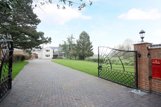 Thumbnail Detached house for sale in Holly Lane, Balsall Common, Coventry
