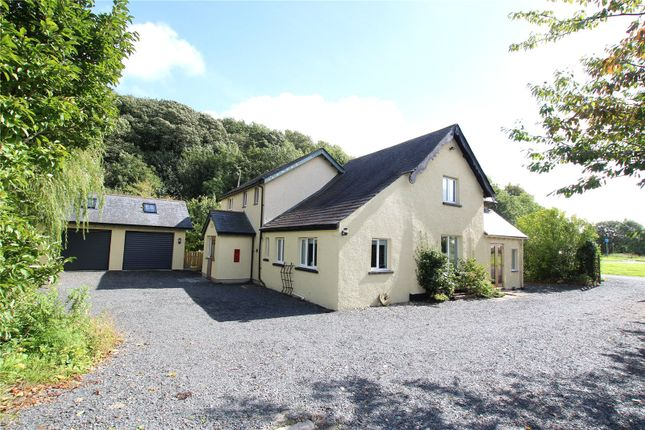 Thumbnail Detached house for sale in Bush Green Cottage, Foxfield Road, Broughton-In-Furness, Cumbria