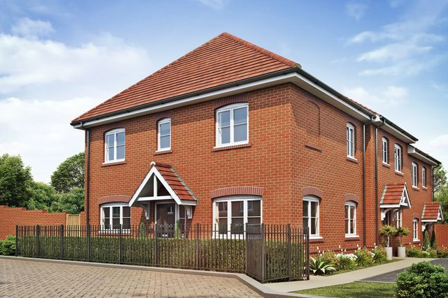 Thumbnail End terrace house for sale in Corunna By Bellway, Aldershot