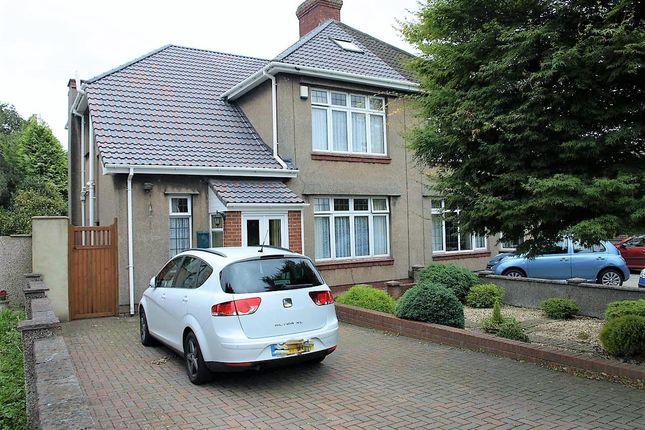 Thumbnail Semi-detached house for sale in West Town Lane, Brislington, Bristol
