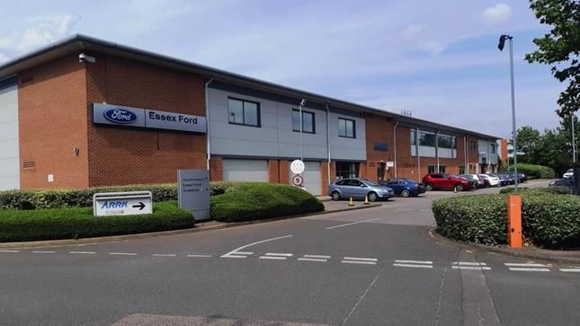 Thumbnail Light industrial to let in International House, Endeavour Drive, Festival Business Park, Basildon, Essex