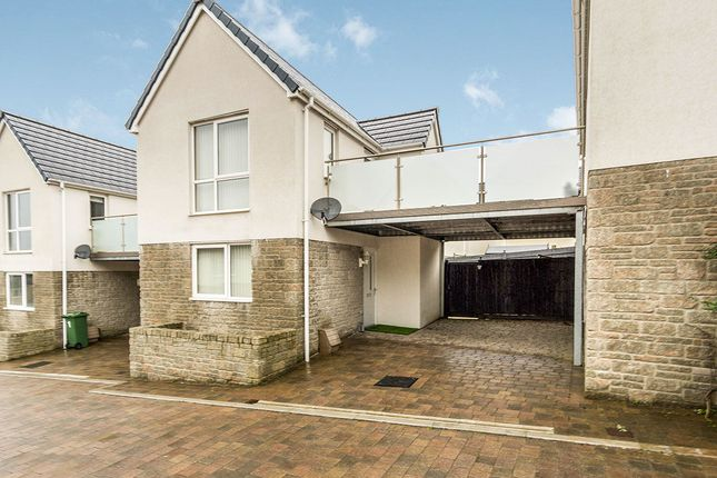 Thumbnail Detached house for sale in Burrator Gardens, Plymouth