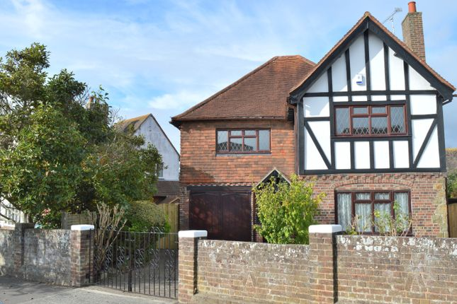 Thumbnail Detached house for sale in St Winefrides Road, Littlehampton