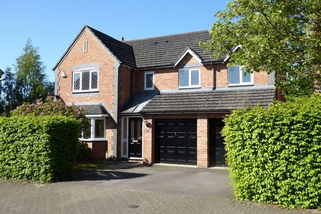 Thumbnail Detached house for sale in Lucerne Avenue, Bicester