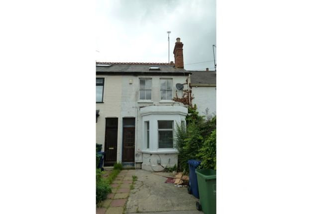 Thumbnail Terraced house to rent in Cross Street, St Clements, Oxford
