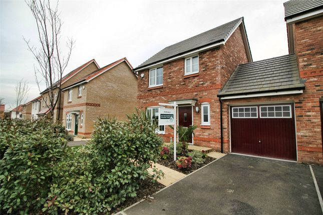 Thumbnail Detached house for sale in Queen Mary Way, Fazakerley