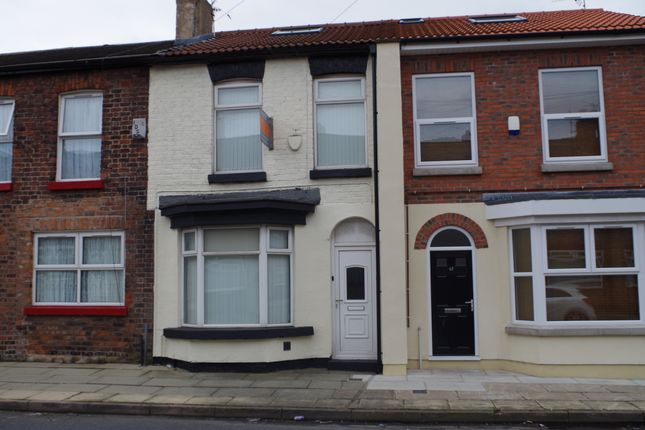 Thumbnail Terraced house for sale in Bishopgate Street, Wavertree, Liverpool