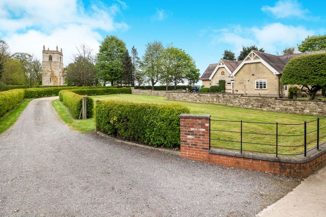 Thumbnail Equestrian property for sale in Main Street, Saltby, Melton Mowbray
