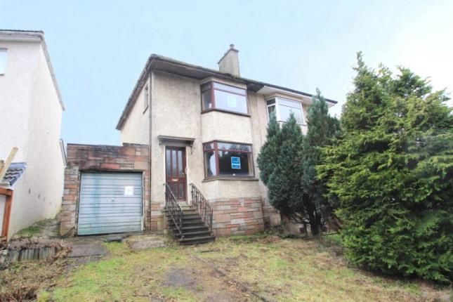 Thumbnail Semi-detached house for sale in Viewfield Drive, Garrowhill, Glasgow, Lanarkshire