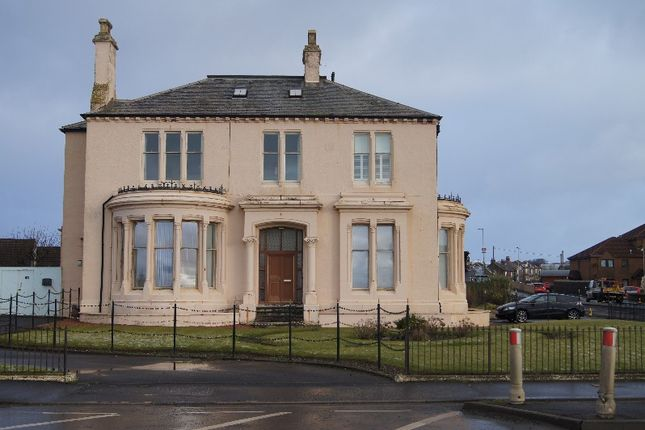 Thumbnail Flat for sale in South Crescent Road, Ardrossan, North Ayrshire