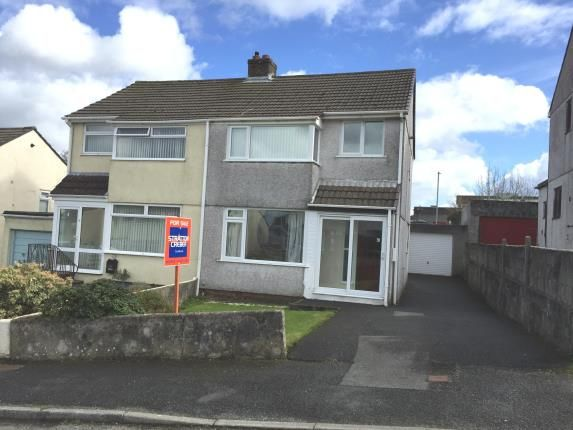 3 bed semi-detached house for sale in Bodmin, Cornwall