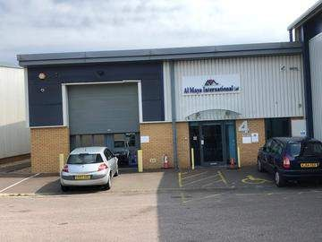 Thumbnail Industrial to let in Maxted Road, Hemel Hempstead