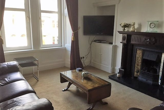 Thumbnail Flat to rent in Hartington Road, West End, Aberdeen
