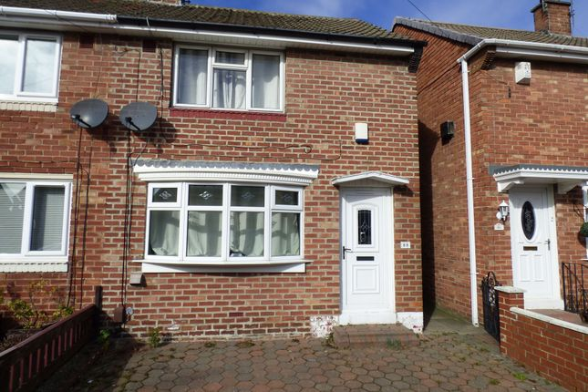 Thumbnail Semi-detached house for sale in Arundel Road, Sunderland