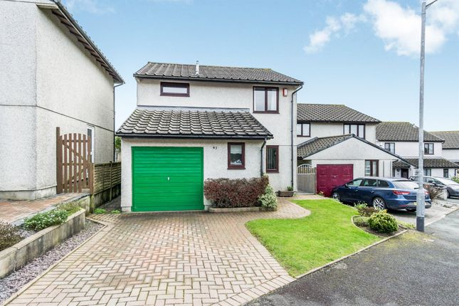 Thumbnail Detached house for sale in Andrews Way, Hatt, Saltash