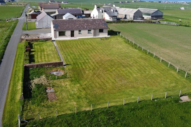 Thumbnail Bungalow for sale in Eistigar, Bu Road, Stromness