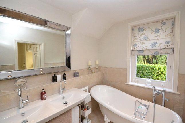 Bathroom of Clyst St. George, Exeter EX3