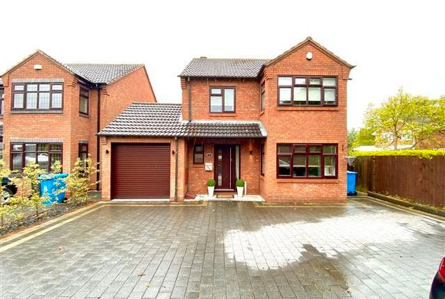 Thumbnail Property to rent in Birchcroft, Coven, Wolverhampton