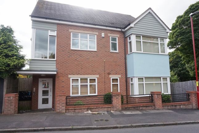 Thumbnail Flat for sale in Compton Road, Erdington, Birmingham