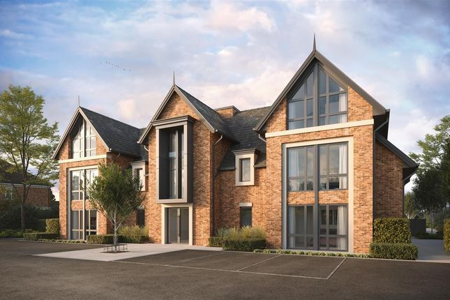 Thumbnail Flat for sale in Consulate Green, Manor Road, Bramhall