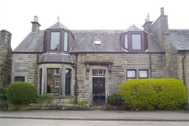 Thumbnail End terrace house for sale in 71 South Street, Milnathort, Kinross-Shire