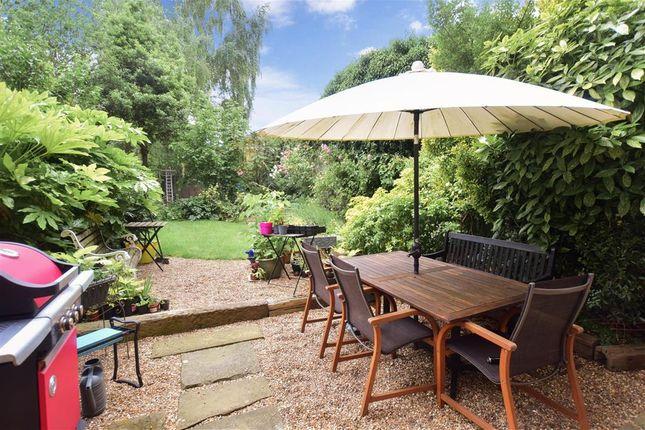 Rear Garden of Preston Grove, Faversham, Kent ME13