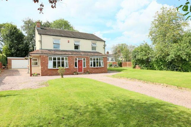 Thumbnail Detached house for sale in Adamthwaite Drive, Blythe Bridge