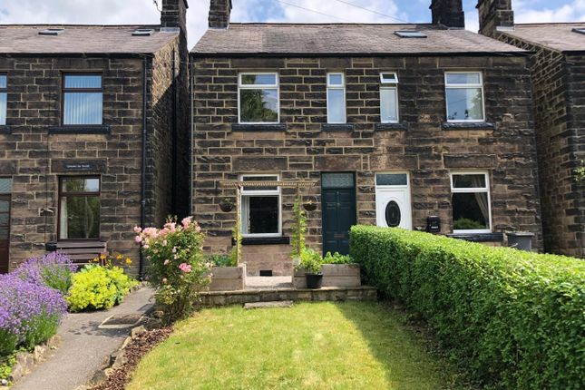 Thumbnail 2 bed semi-detached house for sale in Dale Road North, Darley Dale, Matlock