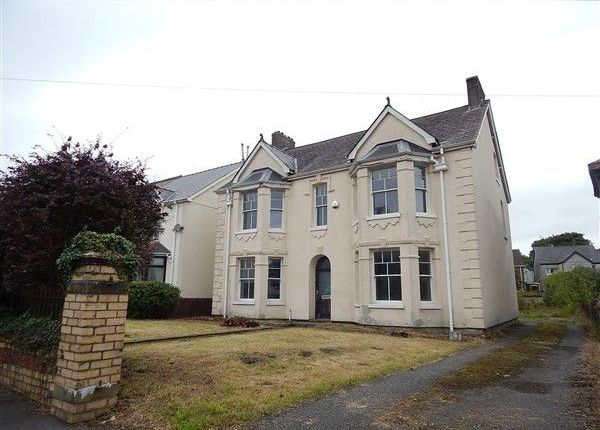 Thumbnail Detached house for sale in Alma Street, Brynmawr