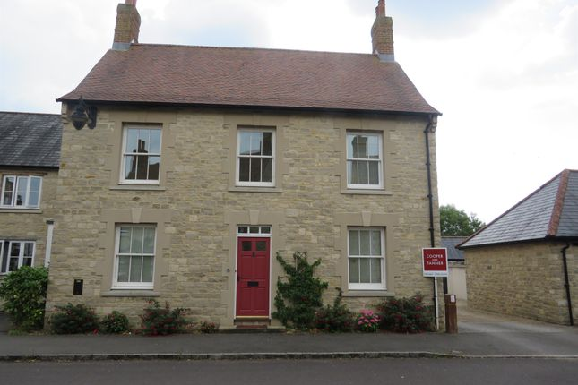 Thumbnail Detached house for sale in Oak Lane, Mere, Warminster
