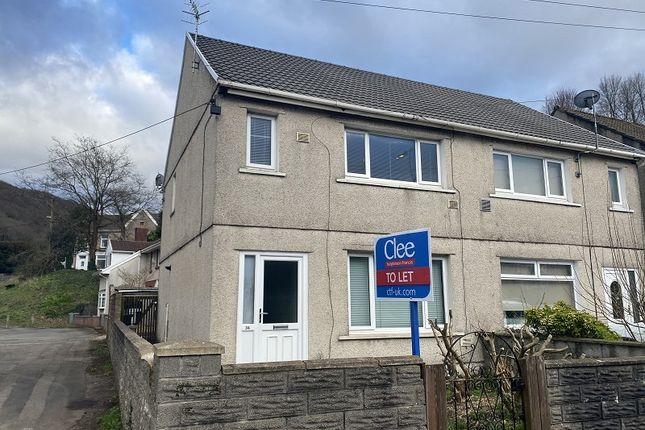 3 bed semi-detached house to rent in Swan Road, Baglan, Port Talbot, Neath Port Talbot. SA12