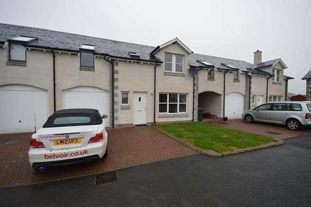 Thumbnail Terraced house to rent in 2 Newton Steadings, Glencarse