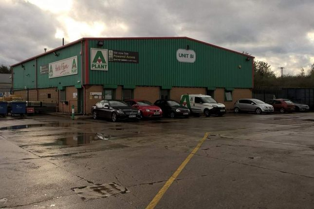 Thumbnail Commercial property for sale in Units B1, C4, And C6, Swinton Bridge Industrial Estate, Mexborough