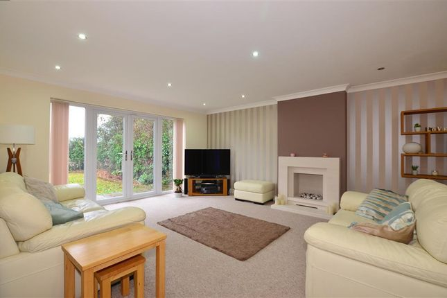 Thumbnail Detached house for sale in Kingsingfield Road, West Kingsdown, Sevenoaks, Kent