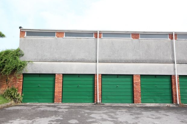 Parking/garage for sale in Clare, Clare Street, North Petherton, Bridgwater