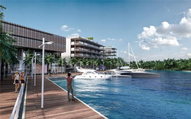 Thumbnail Apartment for sale in Building G3, Turks Cay Resort & Marina, Turtle Cove, Turks And Caicos