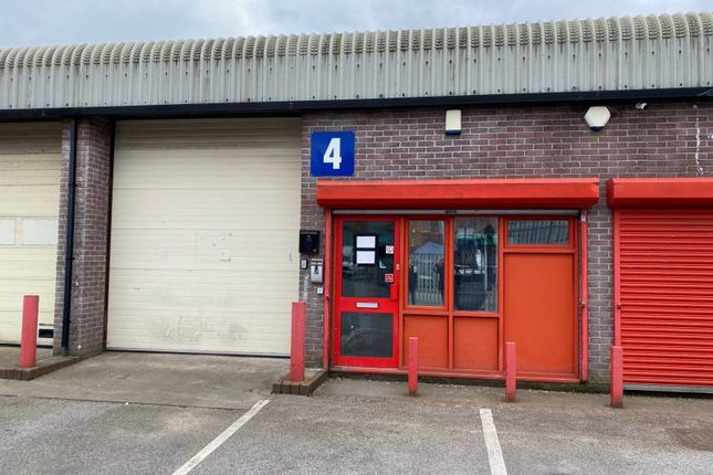 Industrial to let in Unit 4 Swift Business Centre, Keen Road, Cardiff