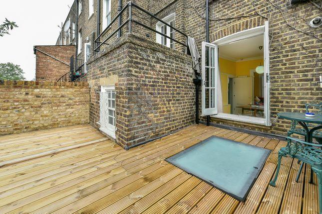 Thumbnail Terraced house for sale in Agar Grove, London